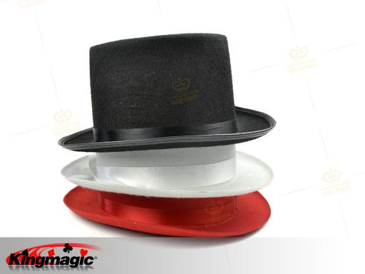 Jazz Hat magic tile hat White