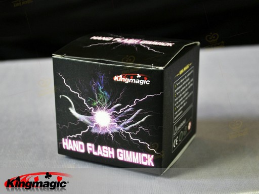 flash hand gimmick