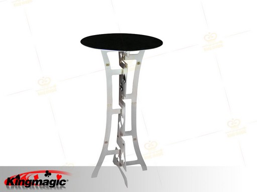 Folding Table Metal (Circular Plate)
