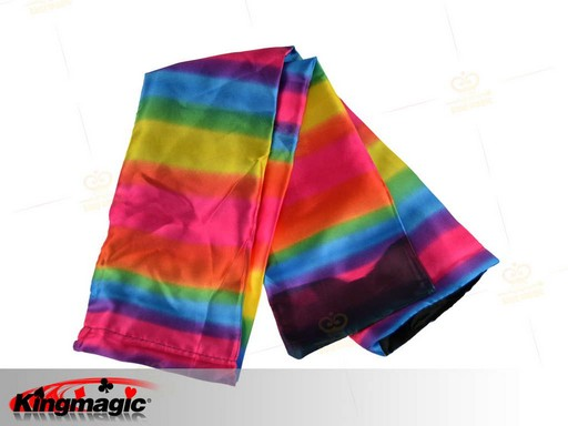 Silk Colour Changing Rainbow Streamer/ Scarf