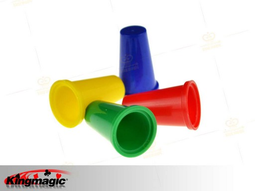 Thimbles Multicolor Set - Double Thimble