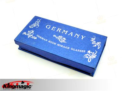 Contact Lenses for Marked Cards - Made in germany !