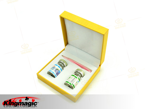 Contact lenses for marked cards - Yellow