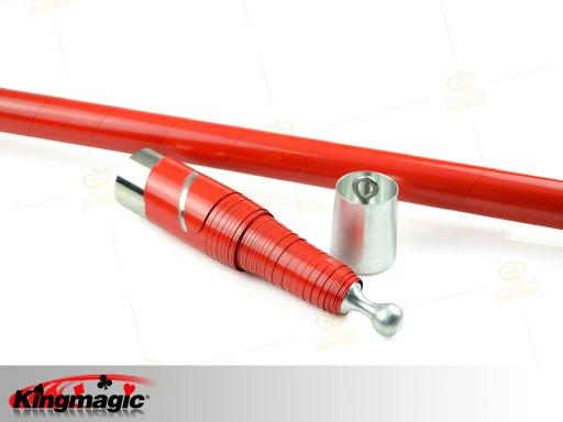 Vanishing Cane (Red) Metal