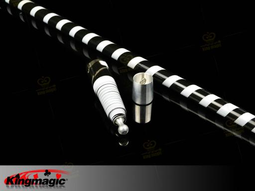 Vanishing Cane (Black White) Metal