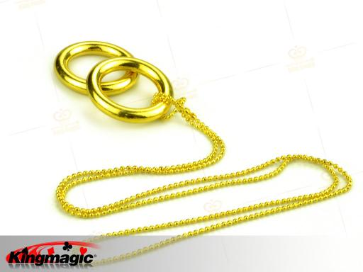 Chain and Ring Deluxe Copper (Gold)