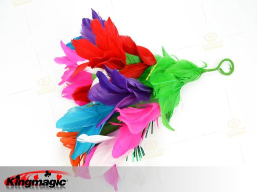 Feather Flower from Sleeve (Small)