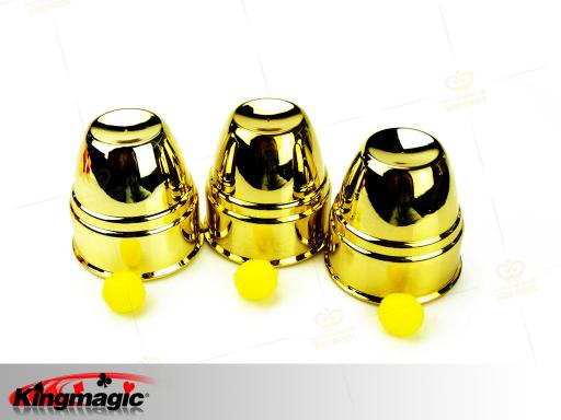 Best Magic Cups and Balls (Gold)